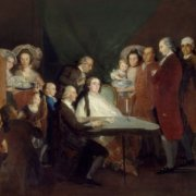 "Conférence de Sylvie Albecker ""Goya"""